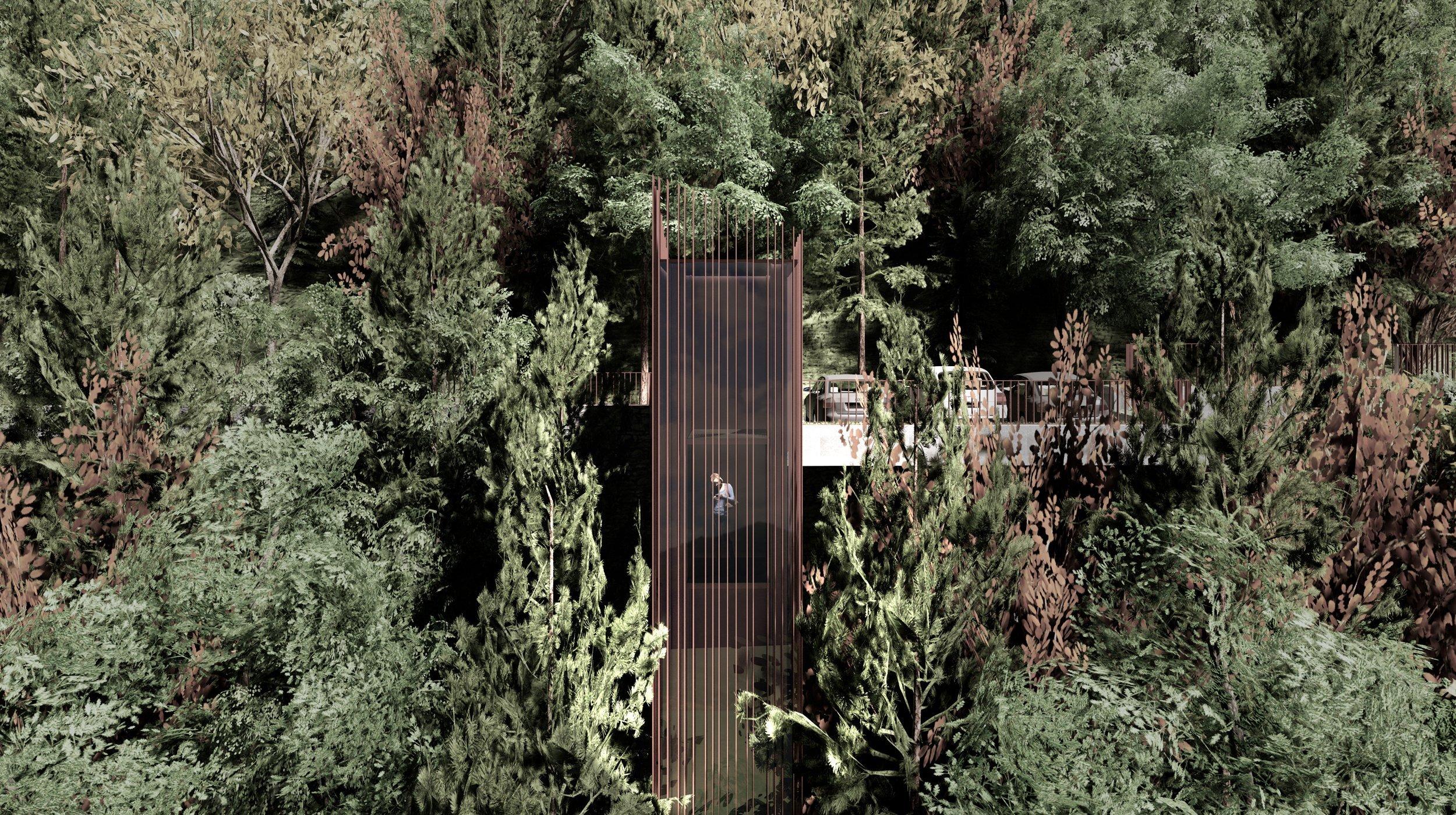 Ottenuti i permessi paesaggistici per la costruzione di un'ascensore sul Lago di Como