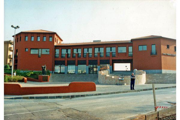 hotel Montesole - ARCHITETTURA ed INTORNI