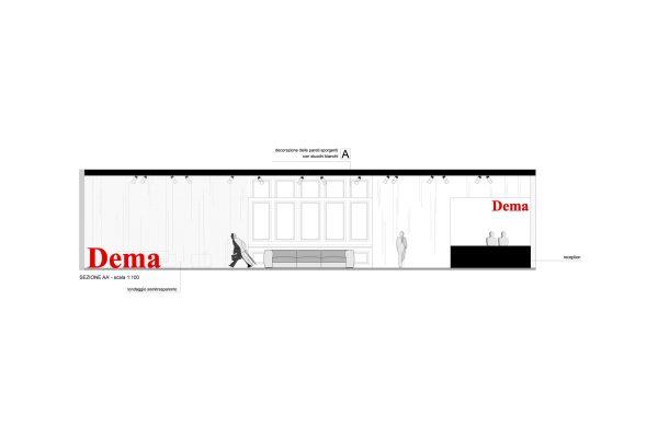 Stand DEMA - ARCHITETTURA ed INTORNI