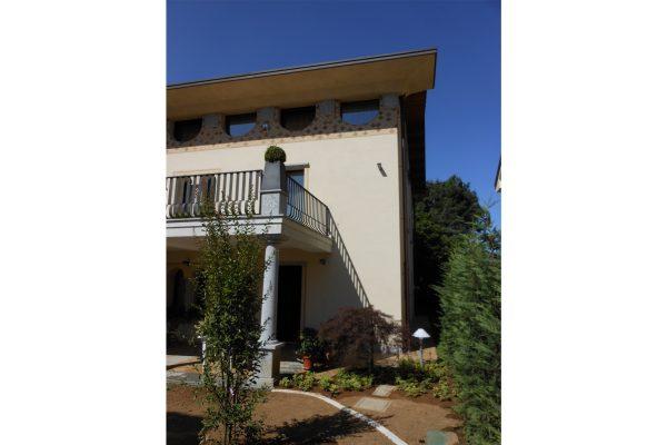 Villa Cogliate - ARCHITETTURA ed INTORNI