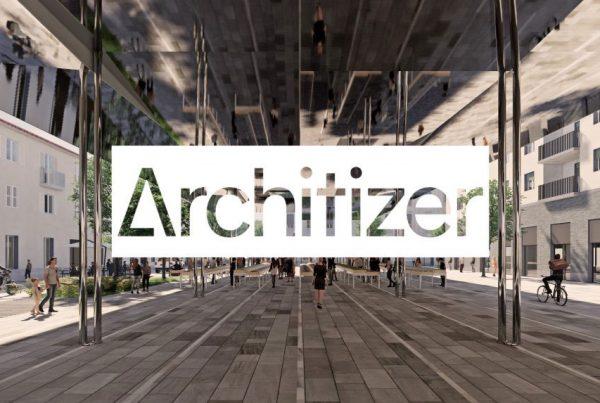Il Mercato degli Specchi su Architizer