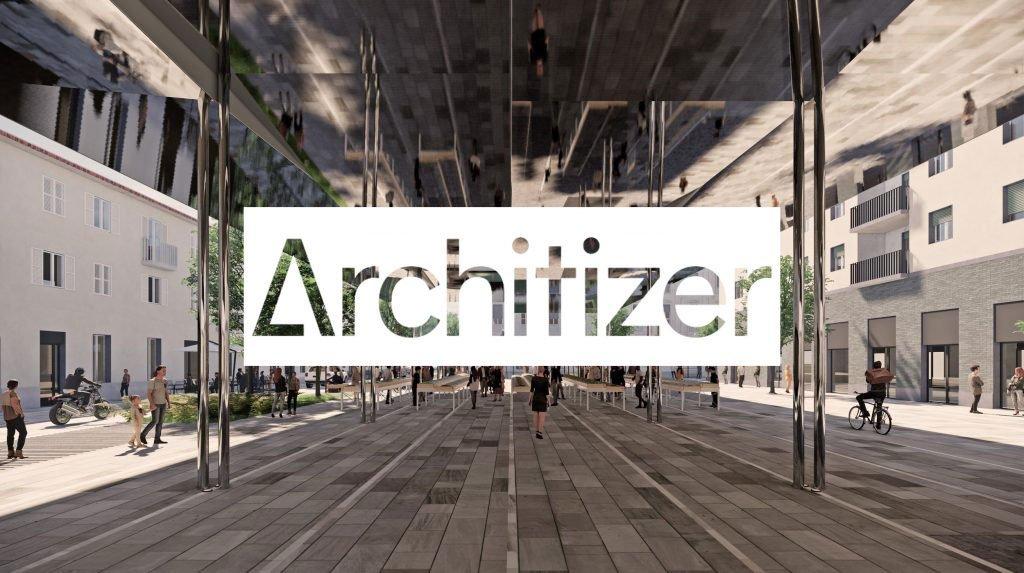 """""""Il Mercato degli Specchi"""" progetto selezionato su Architizer"""