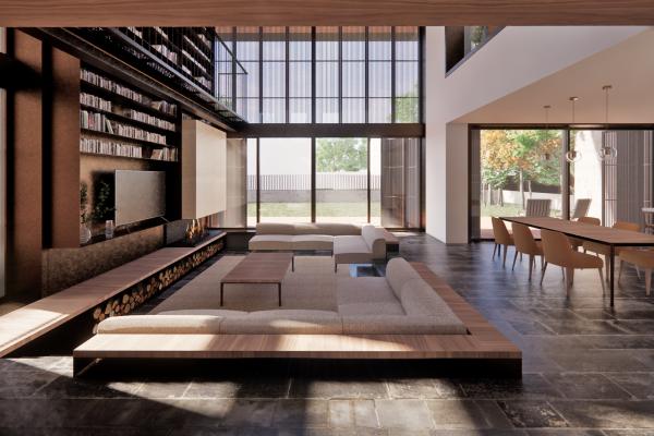 VB House - ARCHITETTURA ed INTORNI