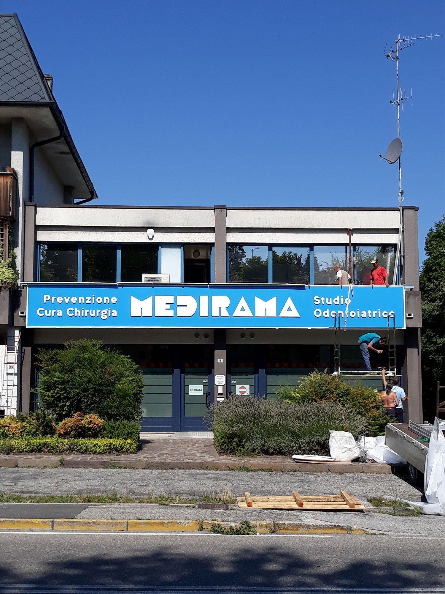 MEDIRAMA – Nuova Insegna